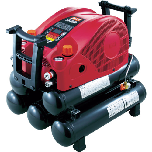 MAX(マックス) 45気圧スーパーエアコンプレッサ 高圧・常圧兼用 AK-HL1270E-27L