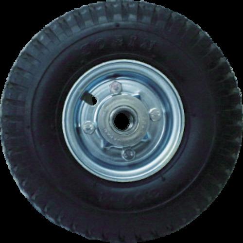 ヨドノ ノーパンクタイヤ 286mm AL350-5