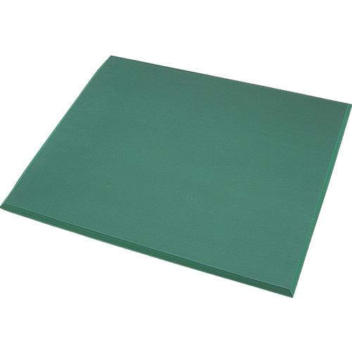【直送】【代引不可】カーボーイ 足腰マット ESD Mサイズ グリーン AM02ESD