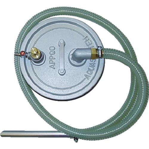 アクアシステム エアバキュームポンプ ペール缶吸入専用 湿式 APPQO