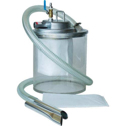 アクアシステム エアバキュームクリーナー ペール缶吸入専用 乾湿両用 APPQO550