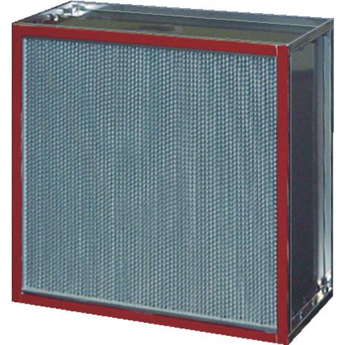 【直送】【代引不可】日本無機 耐熱180度中性能フィルタ 610X610X150mm ASTCE-28-60ES4