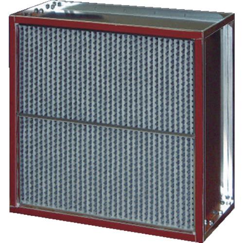 【直送】【代引不可】日本無機 耐熱180度中性能フィルタ 610X610X150mm ASTE-28-90ES4