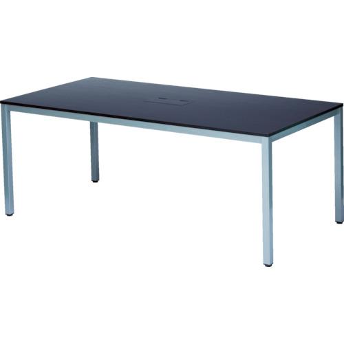 【直送】【代引不可】アールエフヤマカワ OAミーティングテーブル W1800xD900 ATD-1890TL