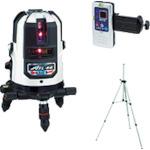 ムラテックKDS レーザー墨出器 スーパーレイ66受光器・三脚付 ATL-66RSA