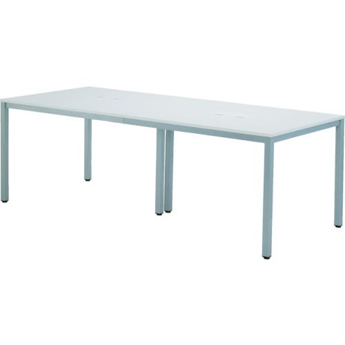 【直送】【代引不可】アールエフヤマカワ OAミーティングテーブル W2100xD900 ATW-2190-AF2