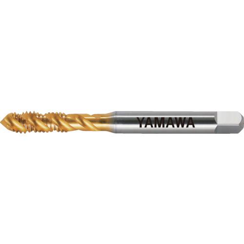 YAMAWA(ヤマワ) チタンコーティング止り穴用スパイラルタップ M18X1.5 AU-SP-P4-M18X1.5