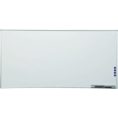 IRIS(アイリスオーヤマ) アルミホワイトボード 1800X900X21 AWB-918