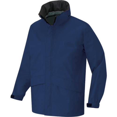 アイトス ディアプレックス ベーシックジャケット ネイビー S AZ56314-008-S