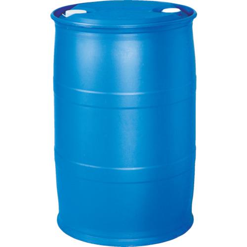 積水成型工業 ポリドラム SPD200-2 クリーン 200L ブルー B3210000