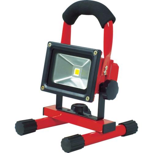 日動工業 充電式LEDライトチャージライトミニ 450ルーメン BAT-5W-L1PS-R