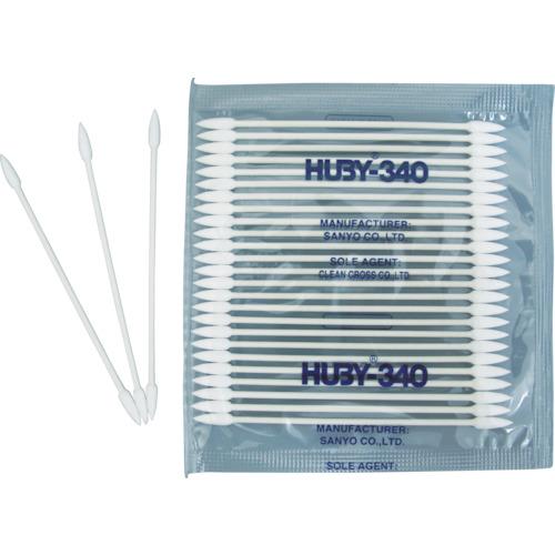 HUBY マイクロスワッブ 先端コーン型3.0mm 紙軸 5000本入 BB-003MB