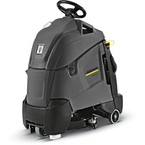 【直送】【代引不可】ケルヒャー 業務用立ち乗り式床洗浄機 BD 50/40 RS BP