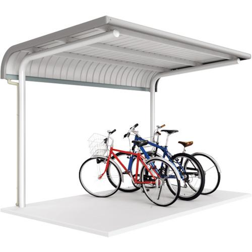 【直送】【代引不可】イナバ(稲葉製作所) 自転車置場 BPタイプ 埋め込み式 基準型 BP24U
