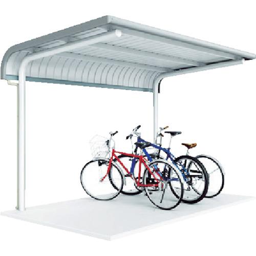 【直送】【代引不可】イナバ(稲葉製作所) 自転車置場 BPタイプ プレート式 連結型 BP28PL