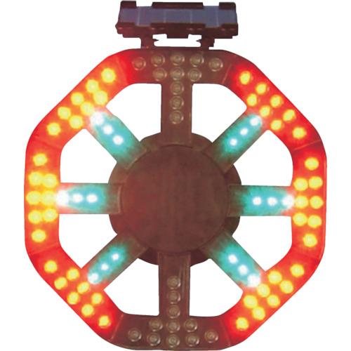 グリーンクロス ソーラー式警告灯(本体のみ) 1109500211