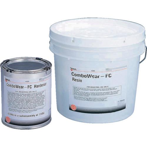 デブコン(ITW) 速硬化性耐摩耗補修剤 コンボウェアーFC 4kg 11450