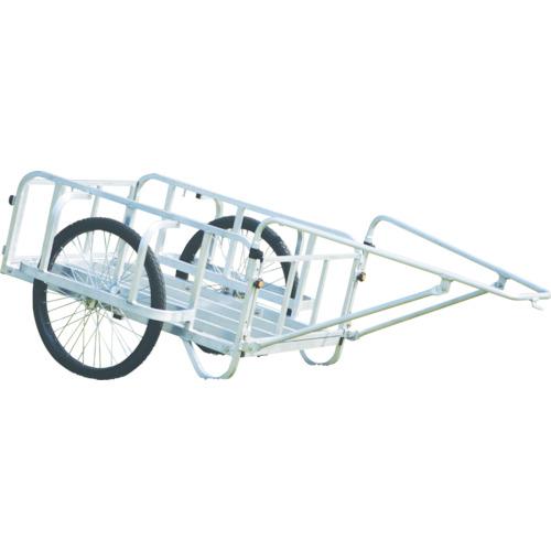 【直送】【代引不可】HARAX(ハラックス) アルミ製リヤカー 輪太郎 普及型 BS-2000
