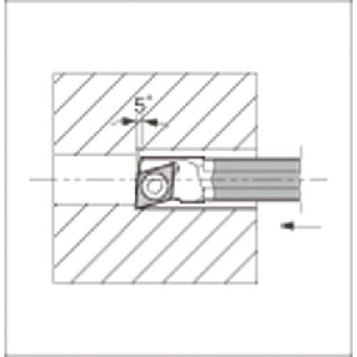 京セラ 内径加工用ホルダ C04X-SJLCR03-055