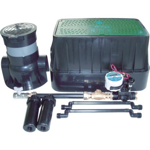 【直送】【代引不可】グローベン 自動散水スプリンクラーセット C10SK600TR