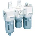 CKD FRLコンビネーションユニット C3000-10-W