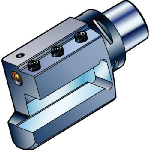 SANDVIK(サンドビック) コロマントキャプト シャンクバイト用アダプタ C6-ASHS-58115-32