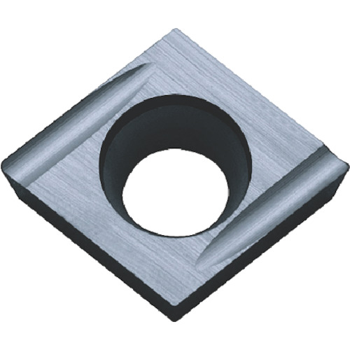 京セラ 旋削用チップ PVDコーティング PR1025 10個 CCET09T301MFR-USF PR1025