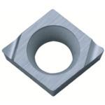 京セラ 旋削用チップ PVDコーティング PR1025 10個 CCGT040101ML-F PR1025