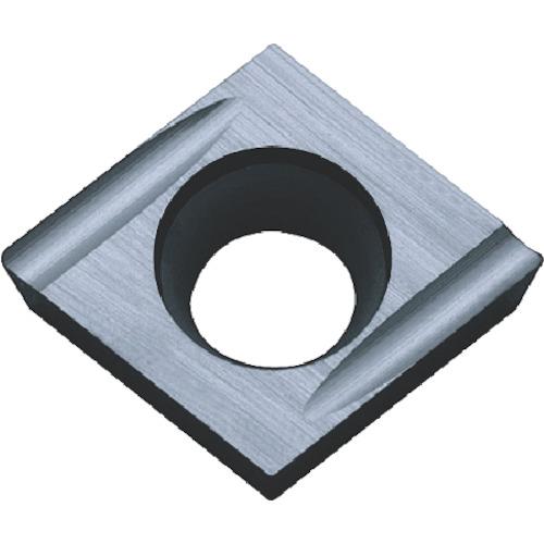 京セラ 旋削用チップ PVDコーティング PR1025 10個 CCGT060204MER-U PR1025