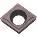 京セラ 旋削用チップ PVDコーティング PR1125 10個 CCGT060204MFP-GQ PR1225