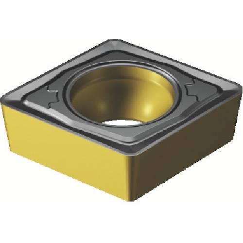 SANDVIK(サンドビック) コロターン107 旋削用ポジ・チップ COAT 10個 CCMT 12 04 04-PM