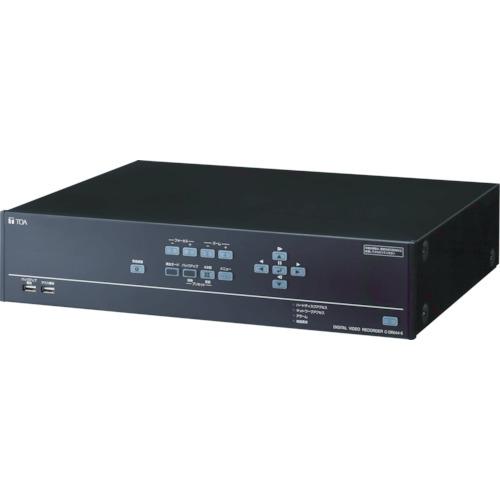 TOA デジタルレコーダー 4局 500GB C-DR044-5 TOA