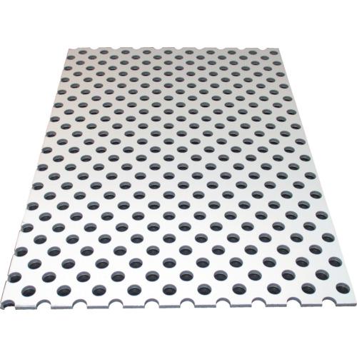 ALINCO(アルインコ) アルミ複合板パンチ 3X1820X910 アイボリー CG91P-01