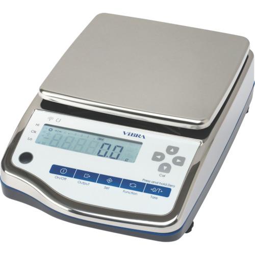 ViBRA(新光電子) 高精度電子天びん(防水・防塵型)6200g CJ-6200