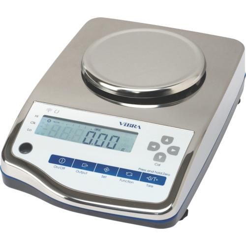ViBRA(新光電子) 高精度電子天びん(防水・防塵型)820g CJ-820