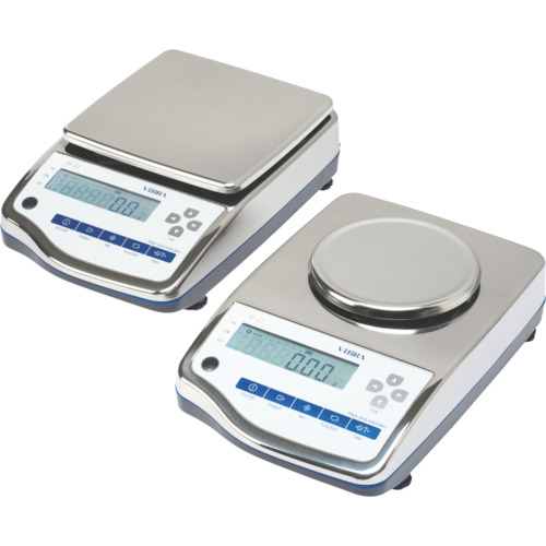【直送】【代引不可】ViBRA(新光電子) 防塵防水型高精度電子天びん 3.2kg CJR-3200