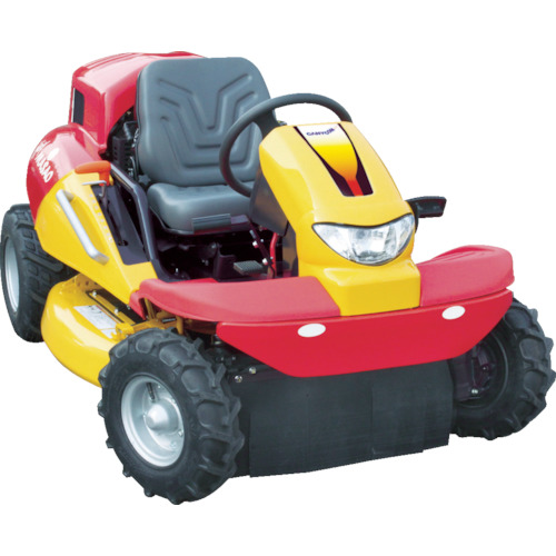 【直送】【代引不可】CANYCOM(筑水キャニコム) 乗用型草刈機HEYMASAO(2WD 18ps 刈幅975mm) CM1803RC
