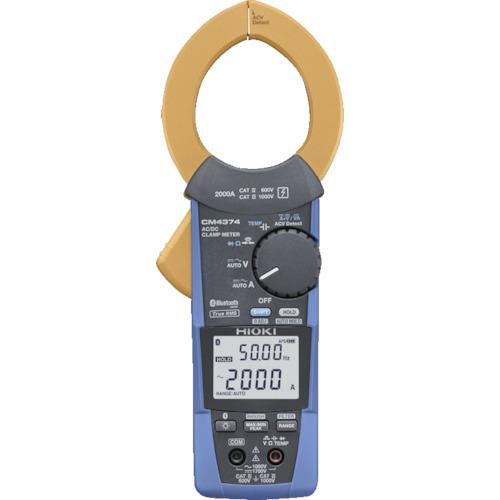 日置(HIOKI) AC/DCクランプメータ 2000V CM4374