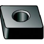SANDVIK(サンドビック) T-Max P 旋削用セラミックネガ・チップ 6190 セラ 10個 CNGQ 12 07 12T02520