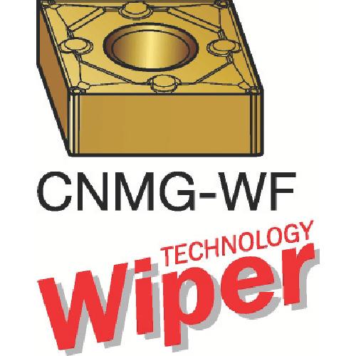 サンドビック T-Max P 旋削用ネガ・チップ 4215 10個 CNMG 12 04 04-WF 4215