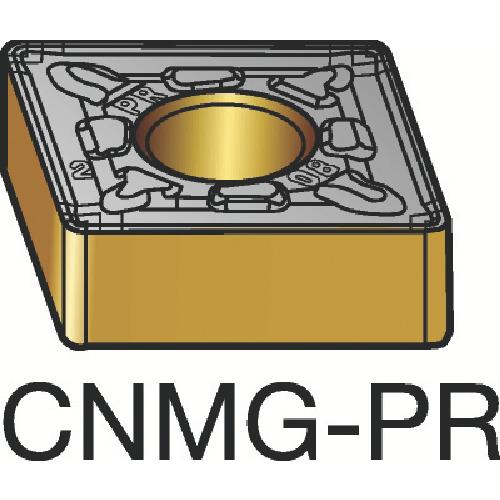 SANDVIK(サンドビック) T-Max P 旋削用ネガ・チップ 4235 COAT 10個 CNMG120408-PR