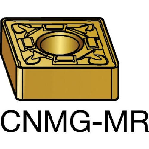 サンドビック T-Max P 旋削用ネガ・チップ 2035 10個 CNMG 16 06 12-MR 2035
