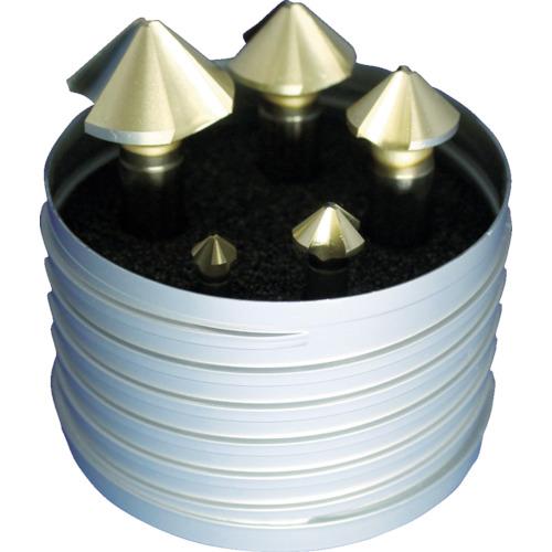 マパール MEGA-Countersink(CDS110) 不等分割 3枚刃 COS110-6.3-25-335C-SP345-SET