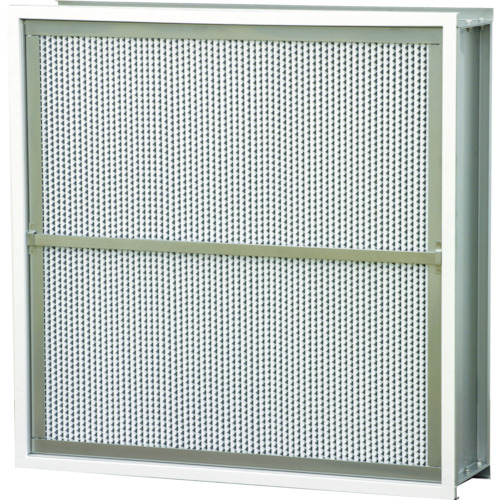 日本ケンブリッジフィルター 高温150℃対応CPフィルタ 中・高性能フィルタ 610X610X292mm CP-FU-9AS