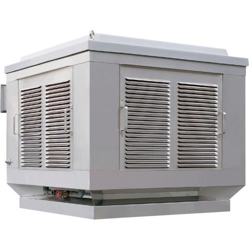【直送】【代引不可】鎌倉製作所 気化放熱式涼風給気装置 600φ 屋根設置用 下方向吹出形 CRF-24Z2-E3