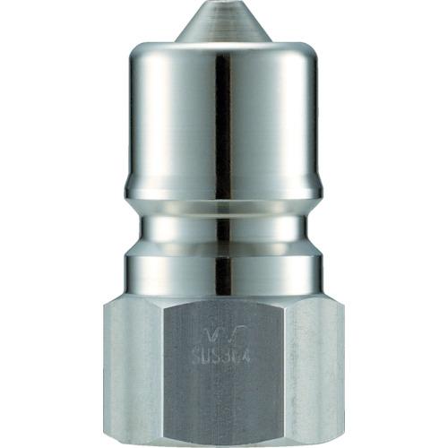 ナック(長堀工業) クイックカップリング S・P型 ステンレス オネジ取付用 CSP12P3