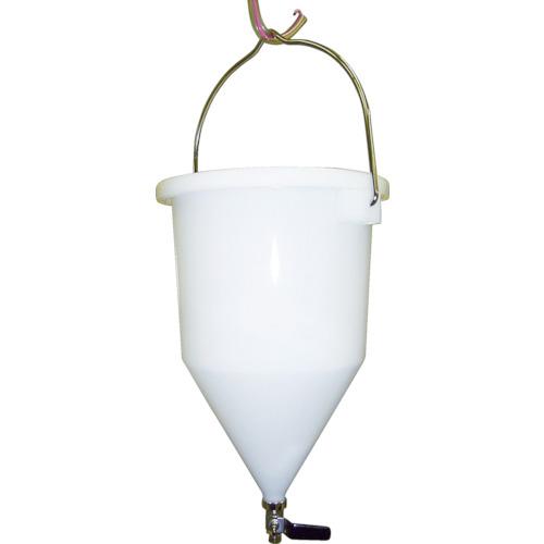 扶桑精機 重力式容器 4.0リットル 液ホースφ7xφ10 2m付 CT-G4.0