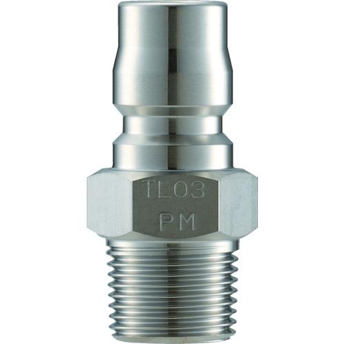 ナック(長堀工業) クイックカップリング TL型 ステンレス メネジ取付用 CTL12PM3