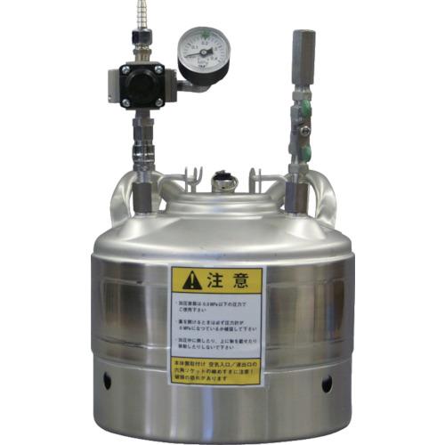 扶桑精機 ステンレス製液用圧送タンク 5リットル CT-N5