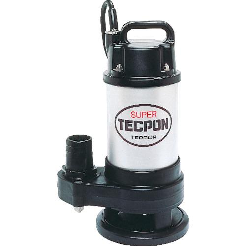 寺田ポンプ製作所 汚物混入水用水中ポンプ 非自動 240L/min 全揚程7.0m 50Hz 200V CX-750 50HZ